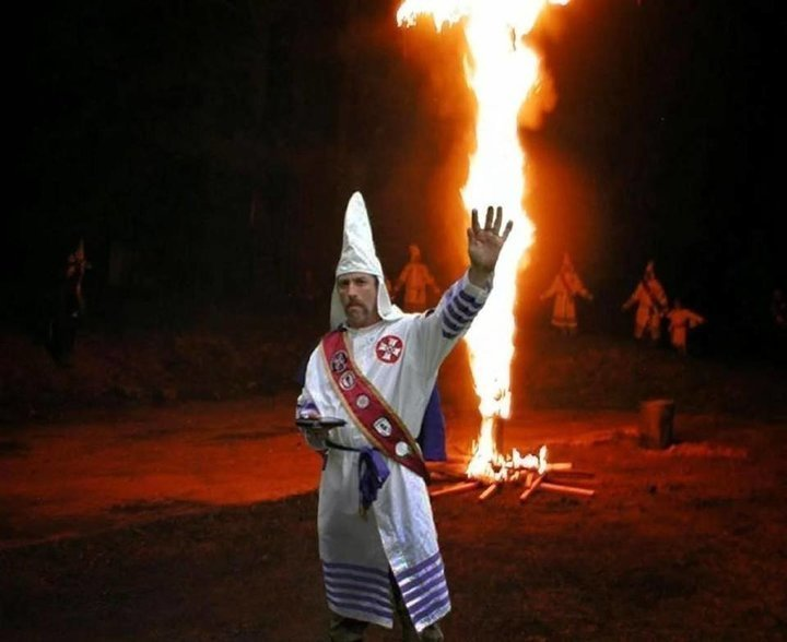 Frank Ancona, who called himself an imperial wizard of the Traditionalist American Knights near St. Louis, was found shot to