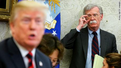 Trump -- unbridled yet uneasy -- faces Iran test of his own making