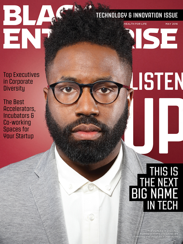 Black Enterprise magazine May 2016 issue