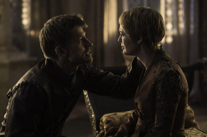 Jaime and Cersei.