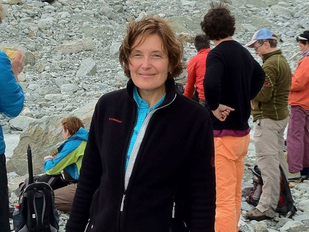 PHOTO:Molecular biologist Suzanne Eaton in a photo provided by her family.