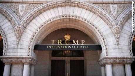 Appeals court revives emoluments lawsuit against Trump