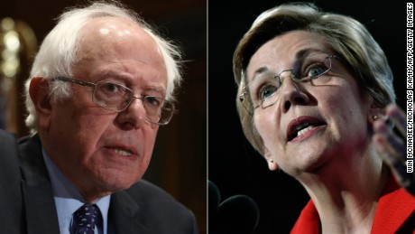 Warren: I'm disappointed Sanders is sending volunteers 'out to trash me'