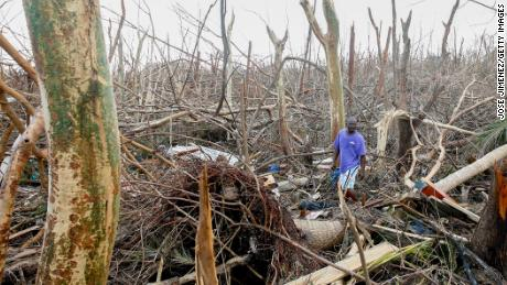 'Grand Bahama right now is dead'
