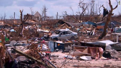 About 1,300 Bahamians are still unaccounted for after Hurricane Dorian struck two weeks ago.
