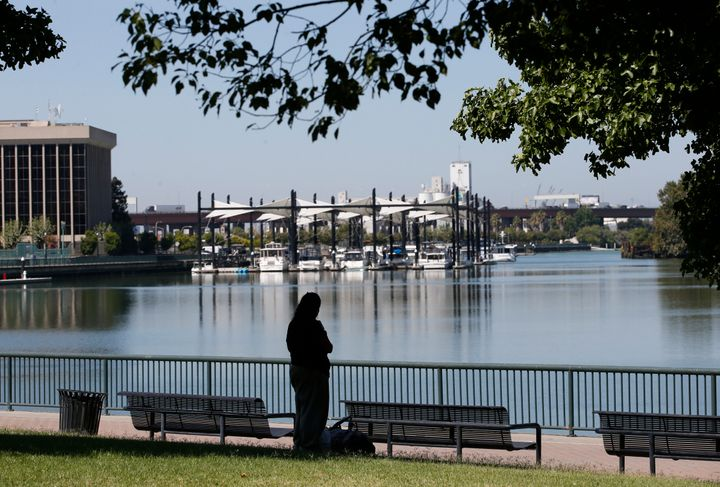 Stockton, California, has been targeted for redevelopment as it continues to recover from the Great Recession, when it was kn