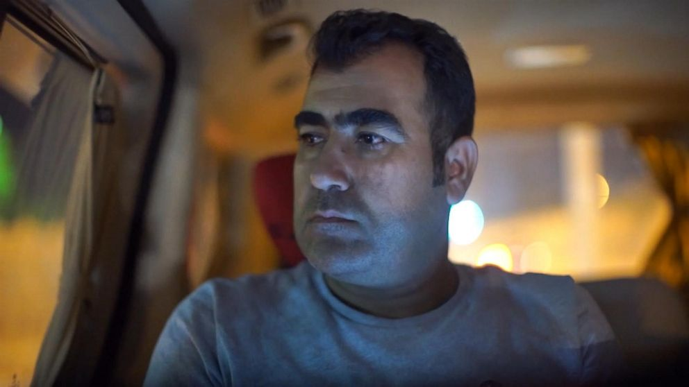 PHOTO: Kamiran Sadoun, a Syrian journalist and ABC News producer, said his parents didn't know he was working in Northern Syria.
