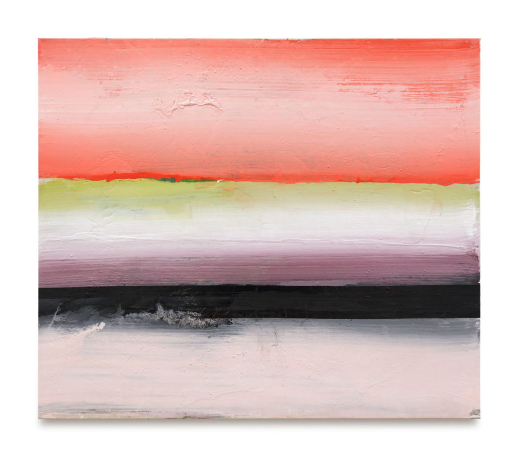 Ed Clark, 'Untitled,' 1978–80.