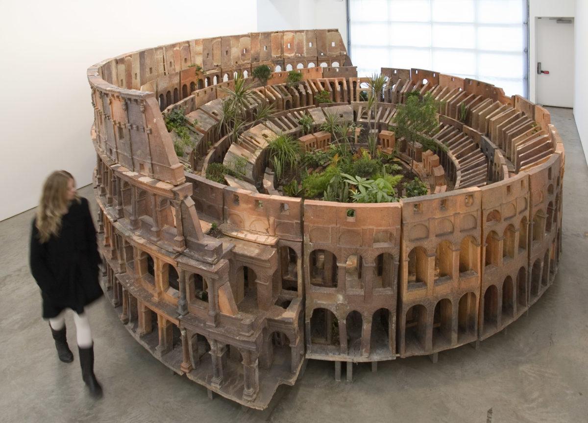 Huang Yong Ping, 'Colosseum', 2007.