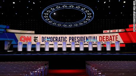 DNC warns of heightened disinformation activity ahead of debate