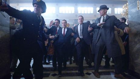 How Netflix helped to make Scorsese's 'The Irishman' a reality