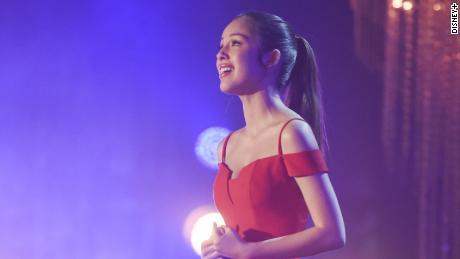 Olivia Rodrigo in 'High School Musical: The Musical: The Series'