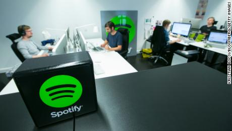 Spotify bet big on podcasts and subscribers jumped 30%