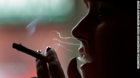 Weed may not help cancer pain, study says