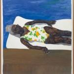 Amoako Boafo, The Lemon Bathing Suit