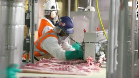 Why meat processing plants have become Covid-19 hotbeds