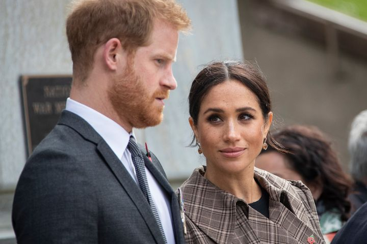 The Duke and Duchess of Sussex are continuing to speak out about racial injustice in the wake of the killing of George Floyd