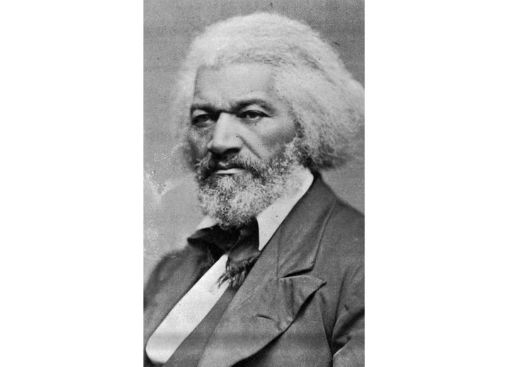 """Douglass delivered a famous speech —""""What to the Slave is the Fourth of July?"""" — in Rochester in 1852"""