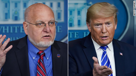 Trump's pressure sparks total confusion on CDC school opening guidelines