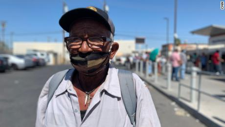 Jacinto Moreno has crossed the border almost daily for 45 years to work in the fields of Imperial County, he says.
