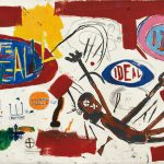 Jean-Michel Basquiat, 'Victor 25448', 1987.
