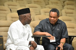African Humanities Program Scholars at 2020 AHP Regional Assembly in Abuja, Nigeria