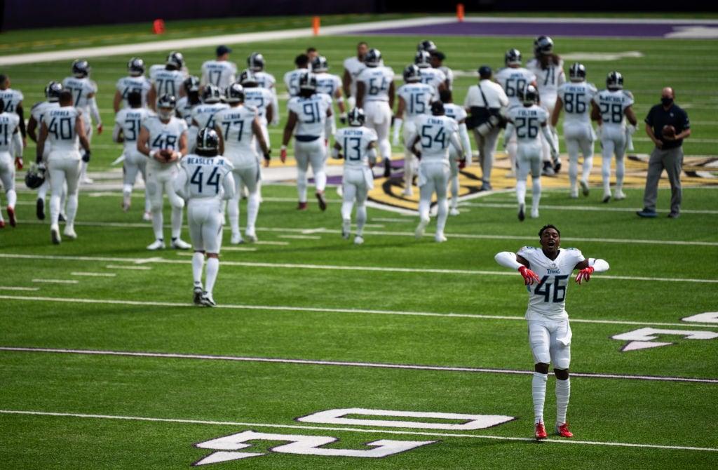 Tennessee Titans COVID NFL thegrio.com