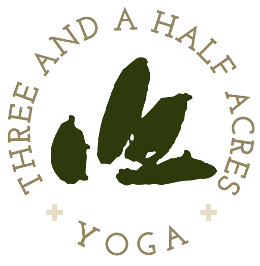 THREE AND A HALF ACRES YOGA