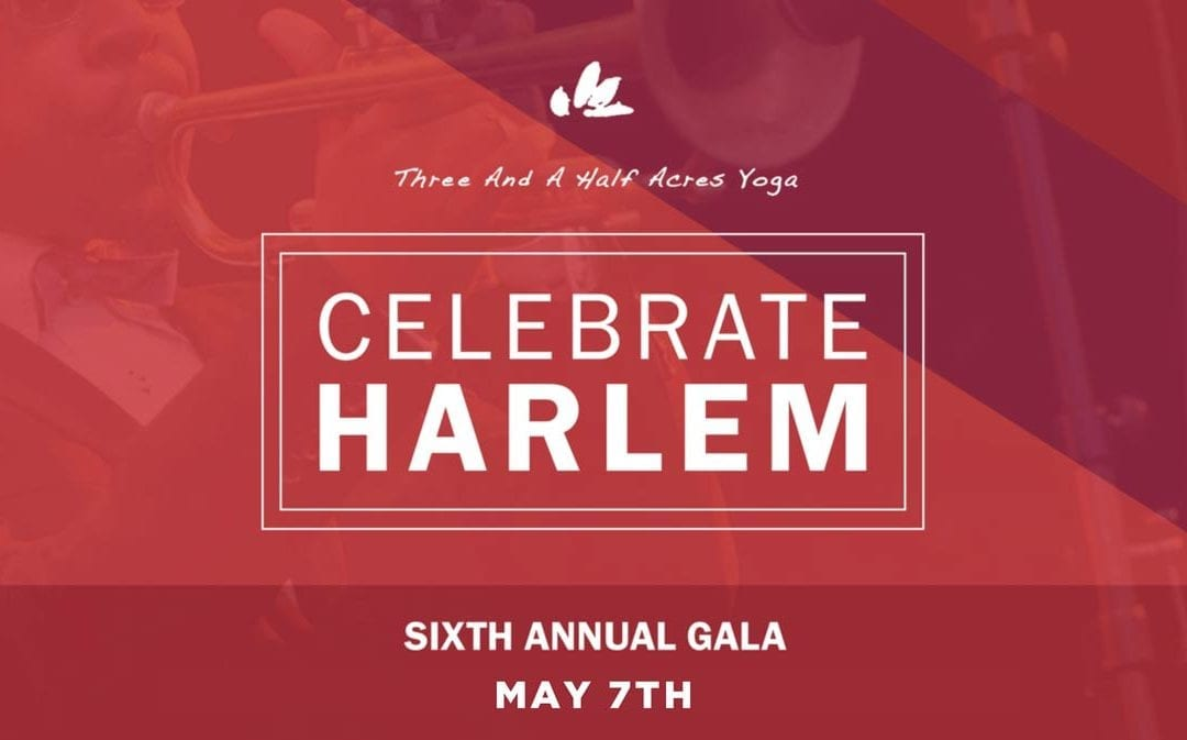 Three and a Half Acres – Celebrate Harlem – Diner Program ad's