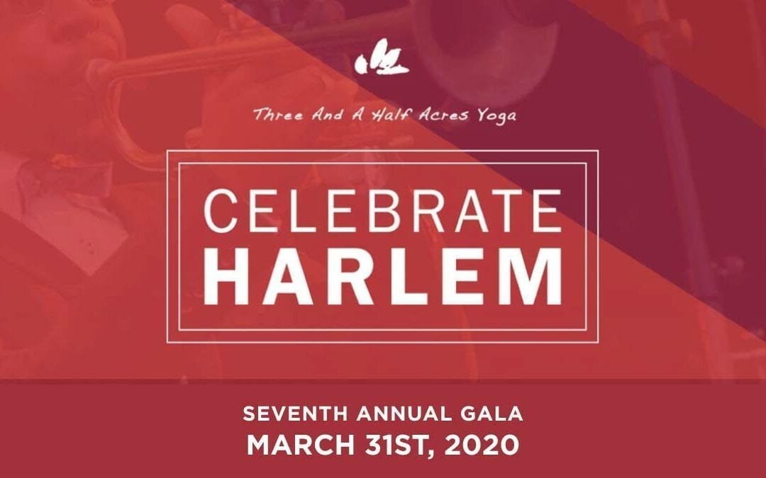 Three and a Half Acres – Celebrate Harlem 2020