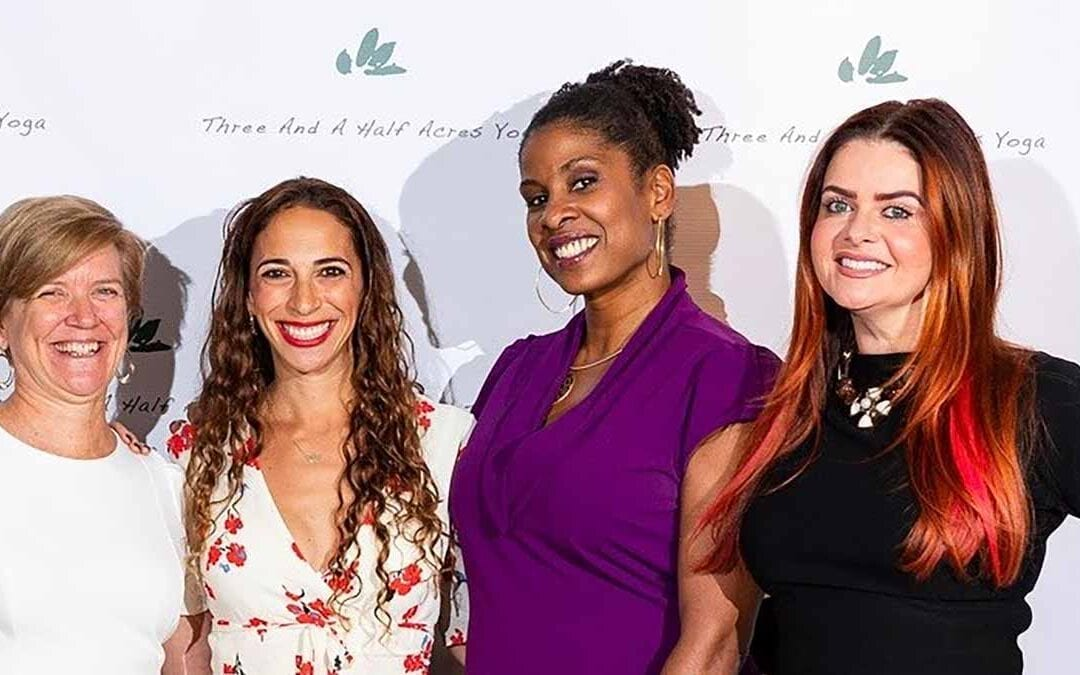 The 6 women you need to meet at the gala.
