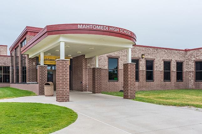 Mahtomedi High School