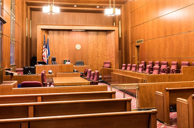 2nd Judicial Courtrooms
