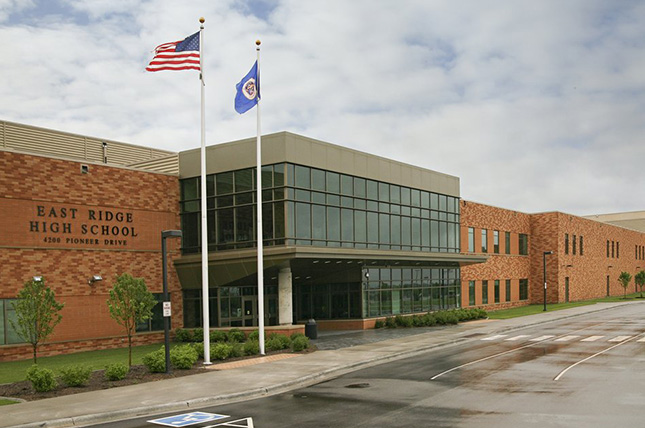 East Ridge High School