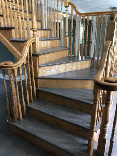 Stairs Installation and Refinishing