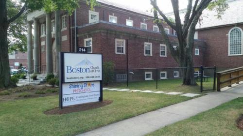 Boston Church of Christ in Boston, MA