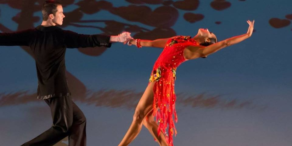 Showcase Competition Competitive Ballroom Dancing Ballroom Dancer Ballroom Teacher Showman Latin Dance