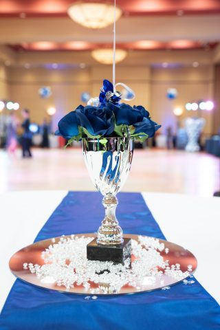 National Dance Clubs Championships 2018 Decor