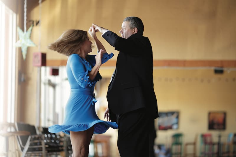 National Dance Clubs Health & Wellness