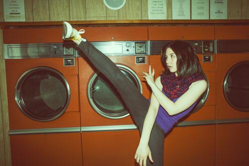 laundry kung fu