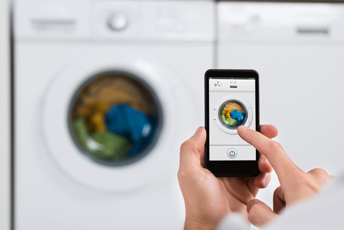 mobile laundry payments