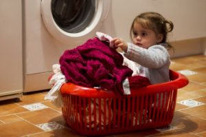 how to surprise and delight your tenants in the laundry room