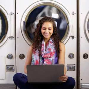How To Save 2 Hours a Week on Campus By Doing Laundry