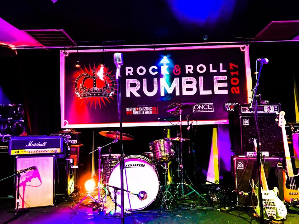 Rumble 2017 | Photo by Anngelle Wood