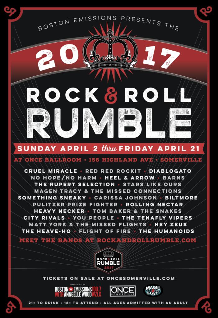 2017 Rumble | Nicole Anguish, designer