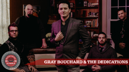 GRAY BOUCHARD & THE DEDICATIONS