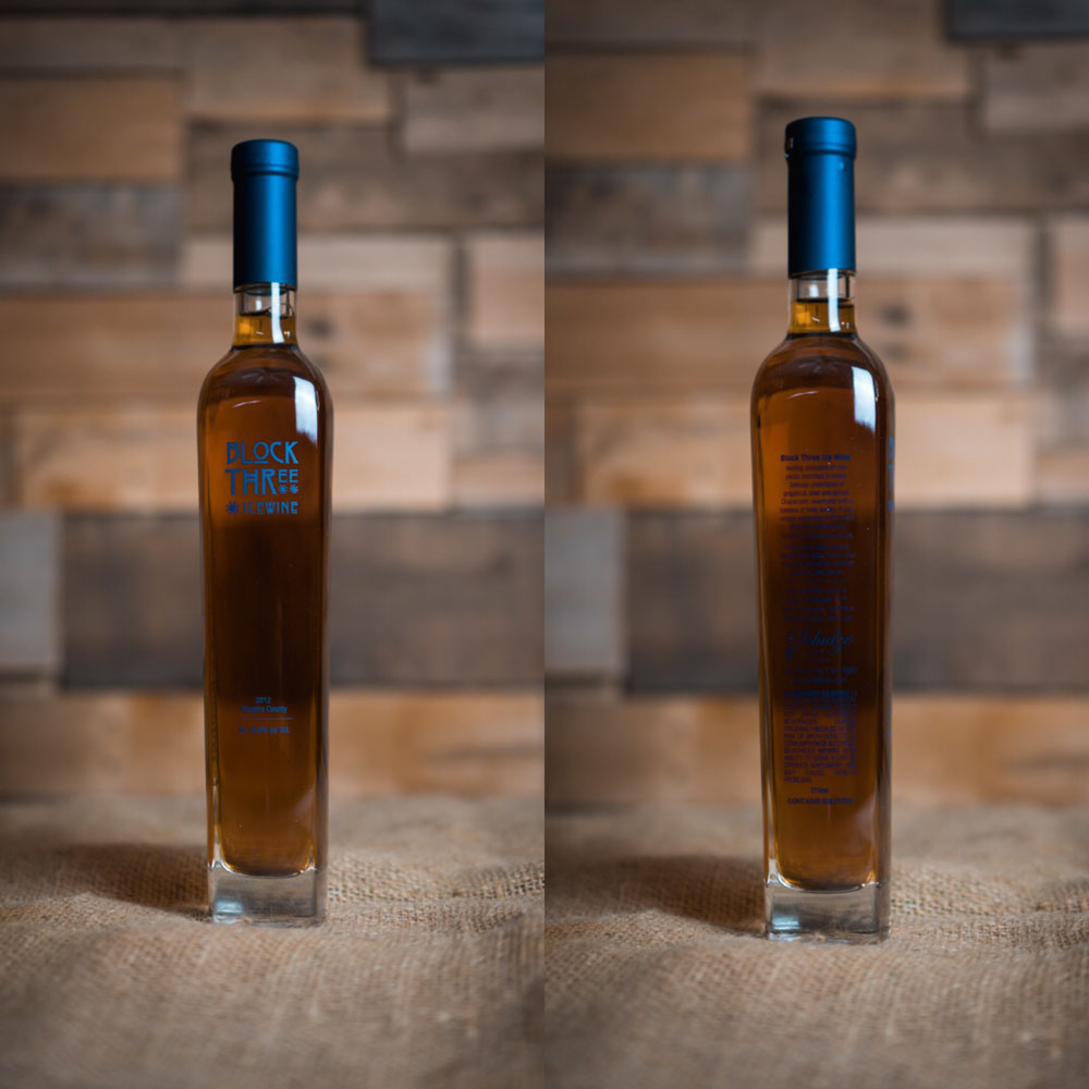 Block Three Ice Wine 2012