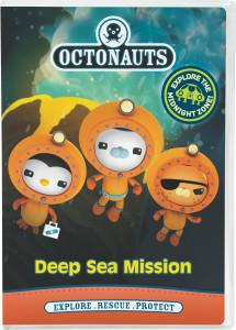OCT-Deep Sea Mission-3D-RGB