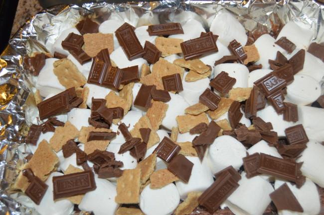 smores brownie (7)
