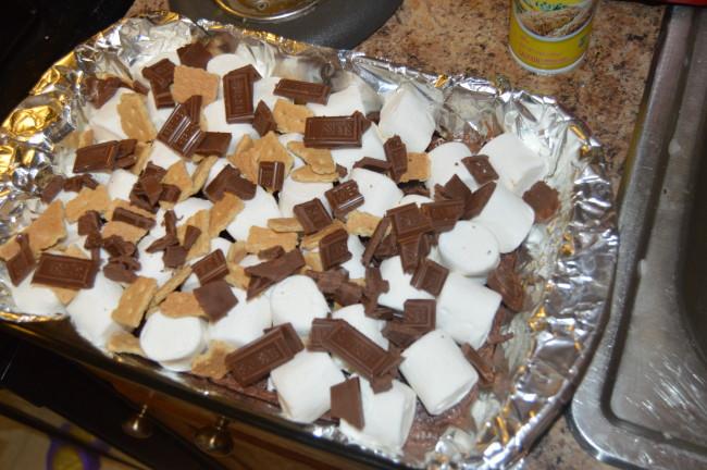 smores brownie (8)